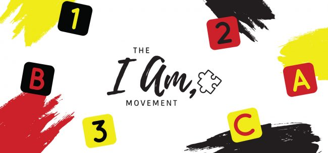 The I Am, Movement