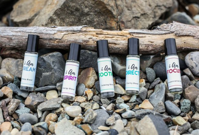 The I Am, Essential Oils